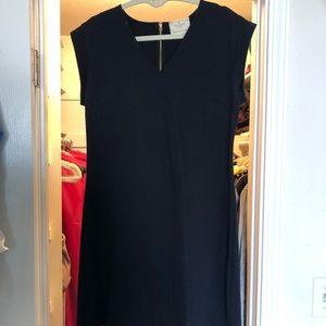 Kate Spade Black ponte dress.